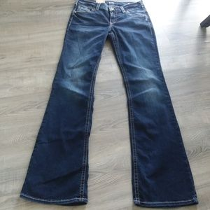 Silver Tuesday Boot Cut Jean Size 30